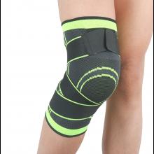 Brace voor knie Kniebrace ondersteuning Non-slip voor 35-65kg / M-size / HaverCo