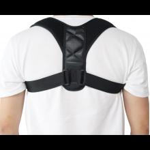 Brace voor rug ondersteuning Postuur Houding correctie Corrector Rugband Rugsteun / L-size / HaverCo