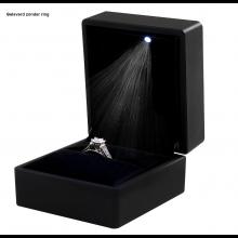 Ring doosje met verlichting ingebouwde LED ringendoos Ringendoosje / HaverCo