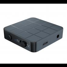 Bluetooth receiver Stereo HiFi music muziek draadloos incl aansluitsnoer Jack en mini-USB / HaverCo