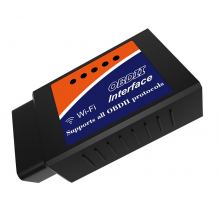 OBD module voor iPhone iOS via WIFI ELM 327 OBD-II OBD2 Versie 1.5 scanner / HaverCo