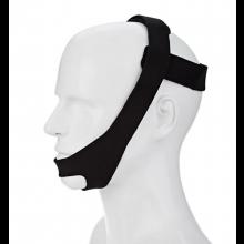Anti-snurk masker hoofdband kinband tegen snurken Houdt de mond gesloten Zwart / HaverCo