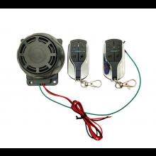 Scooteralarm Eenvoudig in te bouwen op 12V met bewegingssensor Motoralarm / HaverCo