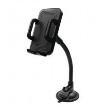 Telefoonhouder met zuignap voor op voorruit in auto / Universeel voor oa iPhone Galaxy LG telefoon / HaverCo