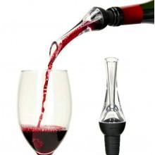 Wijn Aerator Decanter Schenktuit van transparant plexiglas / HaverCo