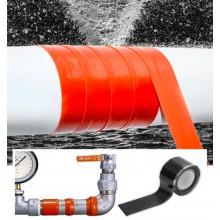 Vulkaniserende tape 3 meter Zwart / Waterbestendig Leak-stop / HaverCo
