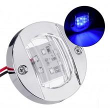 Onderwaterverlichting LED onderwater lamp / Blauw / Rompverlichting / HaverCo