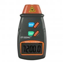 Tachometer met laser / Non-contact / 2.5 tot 99.999 RPM